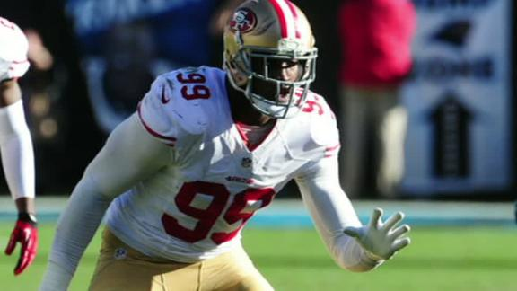 Aldon Smith Pleads No Contest To Felony Charges