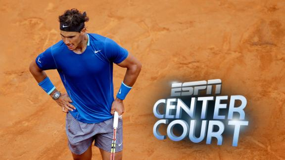 Center Court: King Of Clay No More?