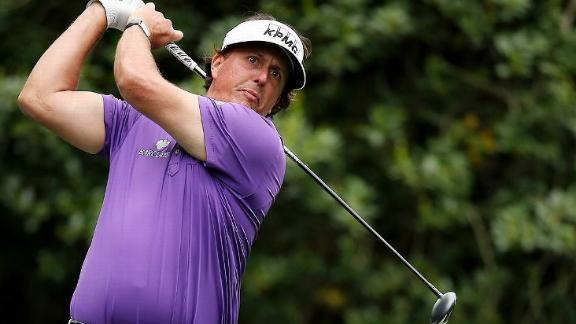 Drawing Winner To Earn Same As Mickelson