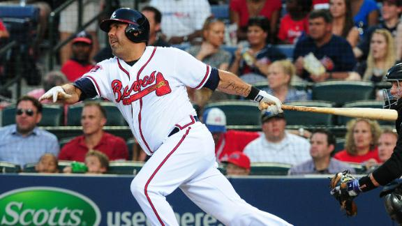 Braves Close Out Rockies