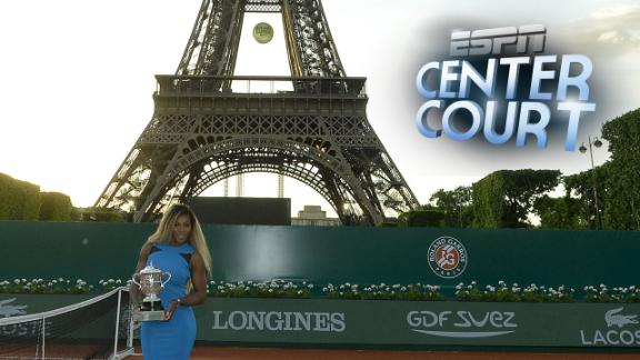 Center Court: French Open Women's Draw