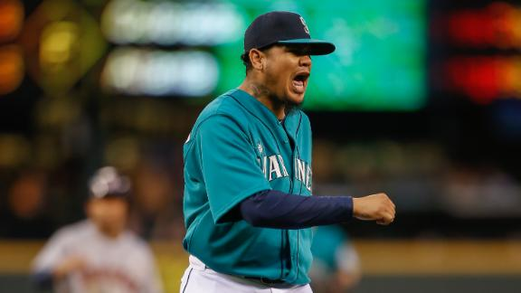 Video - King Felix, M's Shut Down Astros
