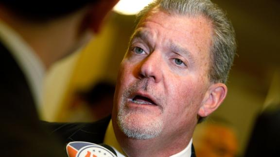 Jim Irsay To Face Disciplinary Action