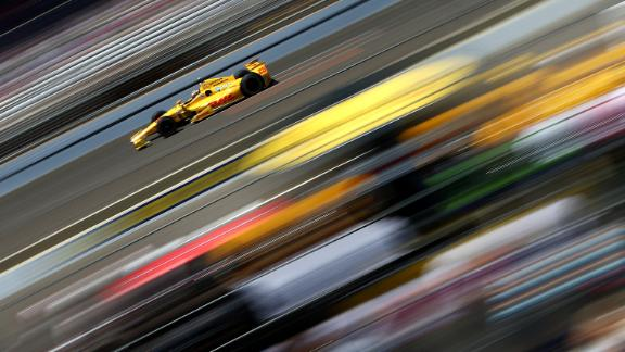 Hunter-Reay: 'Dream Come True'