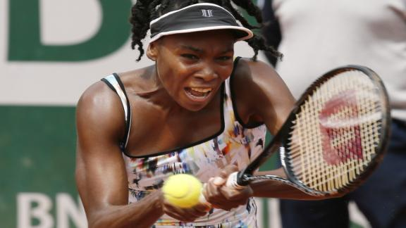 Venus Strong In Opening-Round Win
