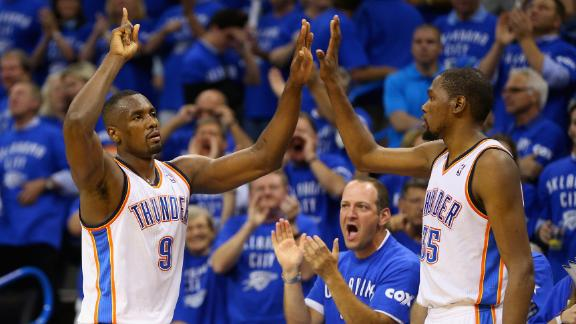Durant: 'Gained Respect For Serge'