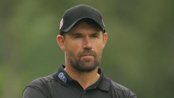 Harrington Misses U.S. Open Cut