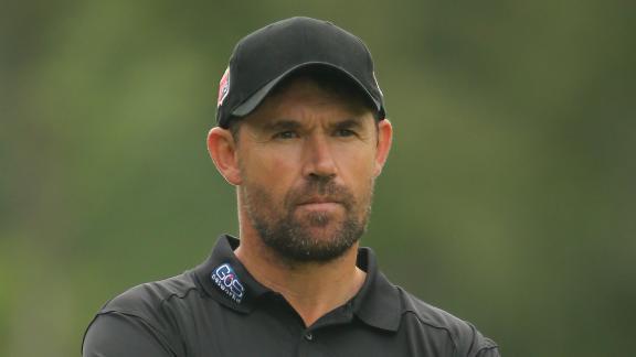 Harrington Misses U.S. Open Cut