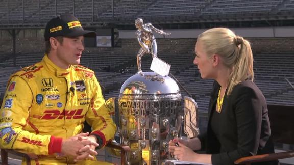 Ryan Hunter-Reay's Sunday Conversation