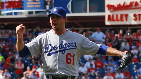 Josh Beckett No-Hits Phillies