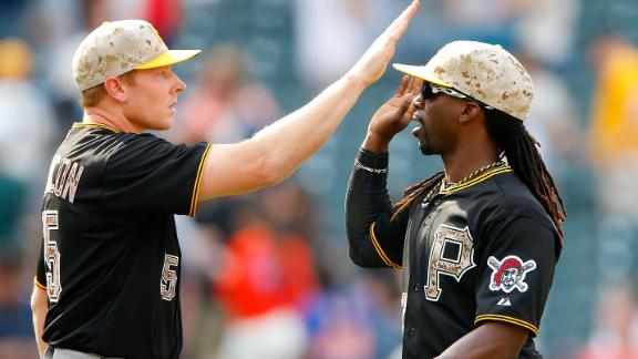 Sanchez Lifts Pirates Past Mets