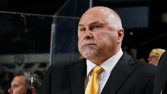 Capitals Tap Barry Trotz As Coach