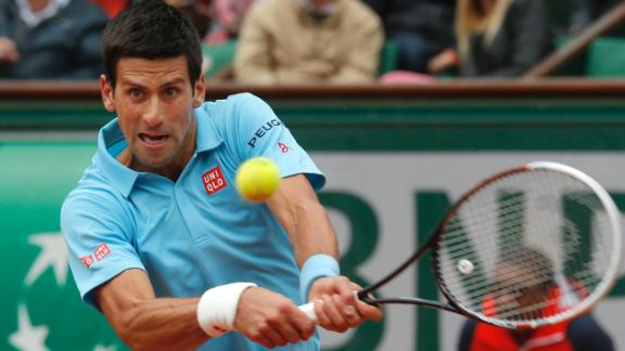 Djokovic Cruises Into Second Round