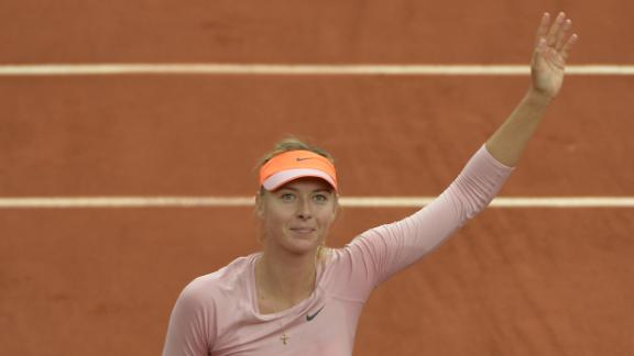 Sharapova Cruises