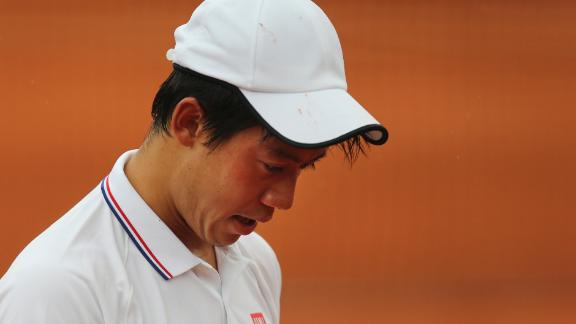 Nishikori Ousted In First Round