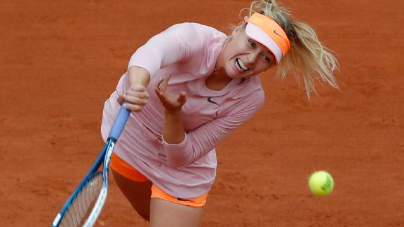 Sharapova: Start On Good Note, End On Better One