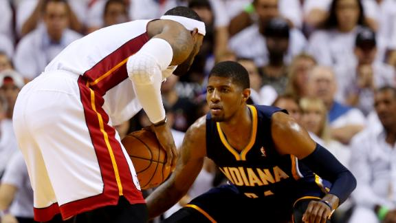 Heat Jump On Pacers Early