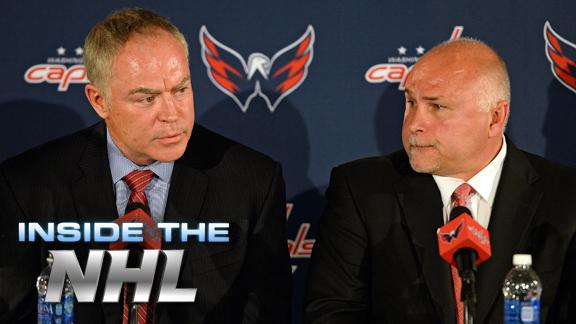 Video - Barry Trotz Era Begins In Washington