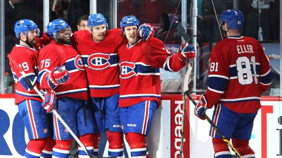 Canadiens Win, Force Game 6