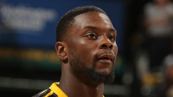 Allen On Pacers' Trash Talk