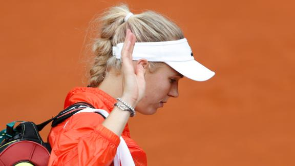 Wozniacki: Not Prepared For Something Like This