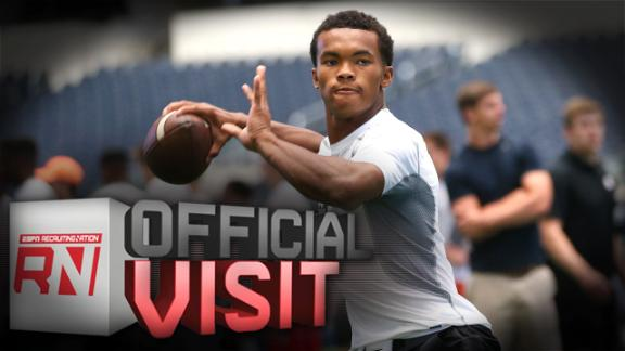 No. 1 QB Kyler Murray Commits to Aggies