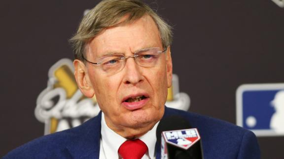 Selig: New Chief May Come From Outside MLB