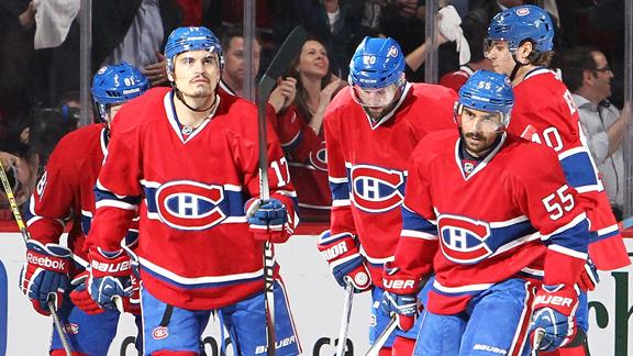 Video - Canadiens Survive In Game 5