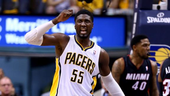 The Unpredictable Pacers