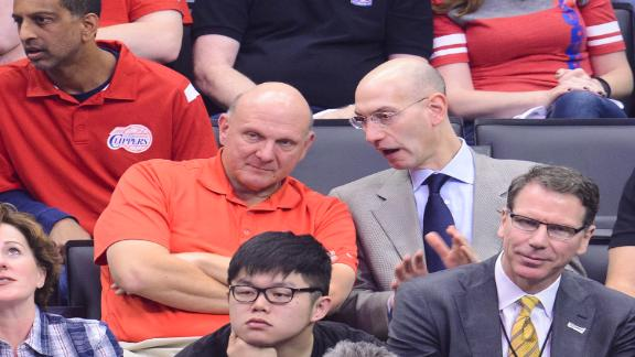 Former Microsoft CEO Bids $2 Billion To Buy Clippers