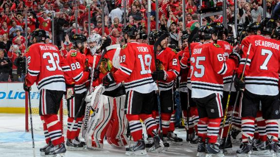 Video - Breaking Down The Blackhawks' Game 5 Win