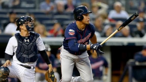 Video - Twins Top Yankees