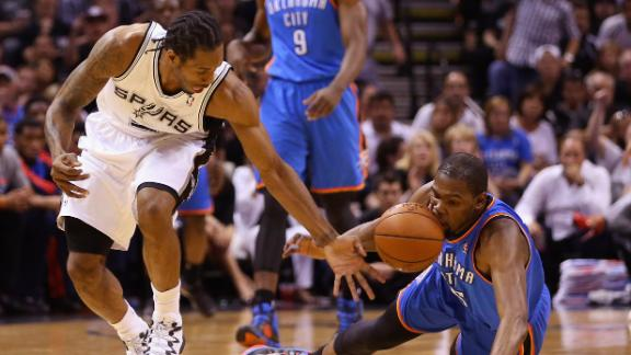 Durant Focused On Game 6