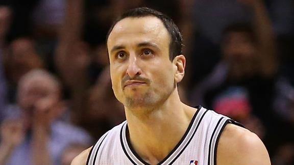Ginobili: 'More Aggressive'