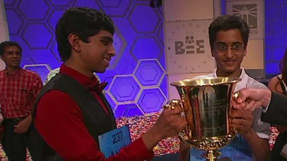 Spelling Bee Ends In Rare Stalemate