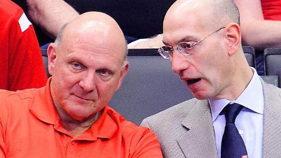 Seattle bid for NBA team dealt blow after Steve Ballmer agrees …