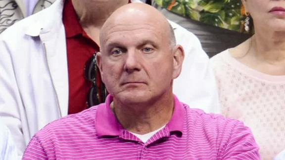 NBA approves Ballmer's bid to buy Clippers