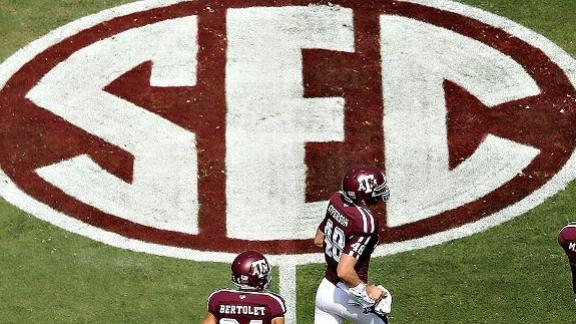 SEC Schools Each Get $20.9M From League