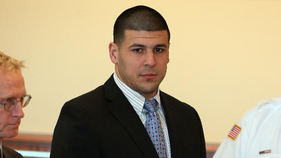 Filing: Aaron Hernandez Struggling To Pay Lawyers