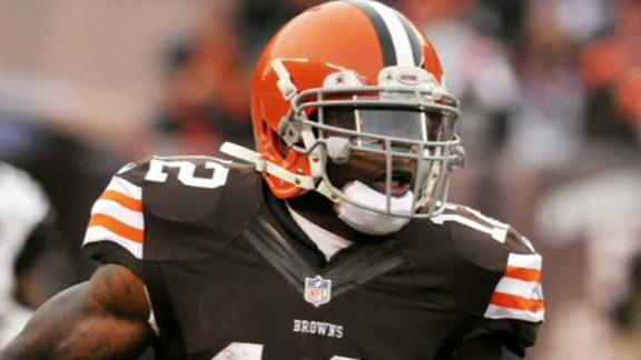 Browns' Gordon Caught Speeding