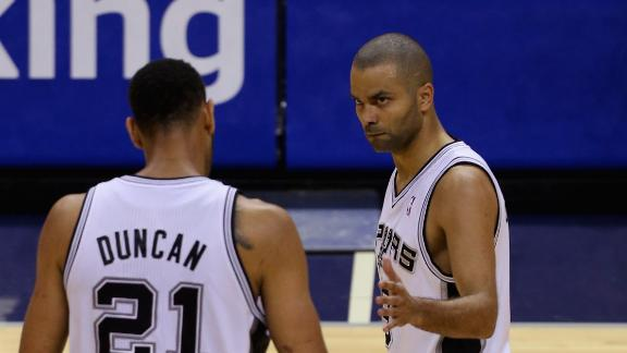 Spurs Too Much For Thunder