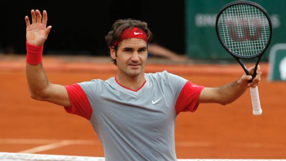 Federer Needs Four Sets To Beat Tursunov