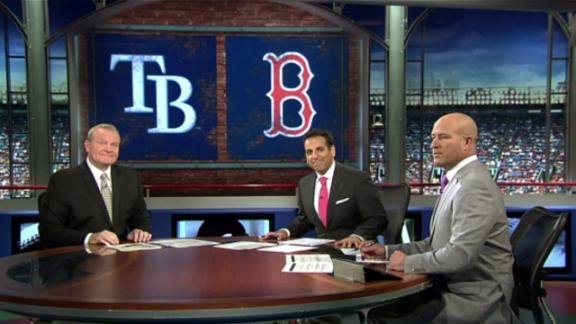 Baseball Tonight on Rays, Red Sox Bad Blood
