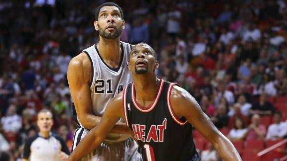 Duncan on Heat rematch: 'We'll do it this time'
