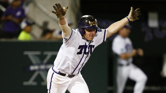 TCU Bests Sam Houston State In 22-Inning Marathon