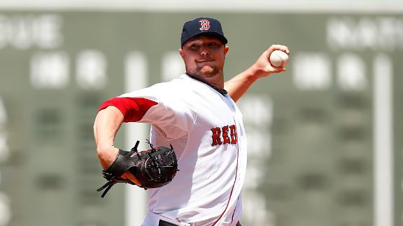 Video - Red Sox Win Seventh Straight