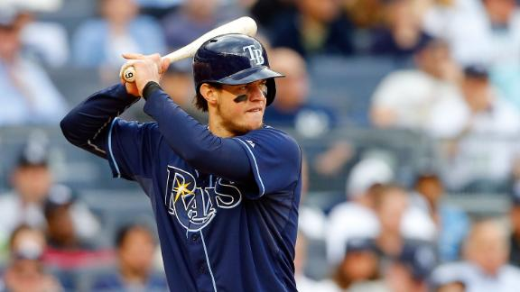 Video - Rays Place Wil Myers On DL