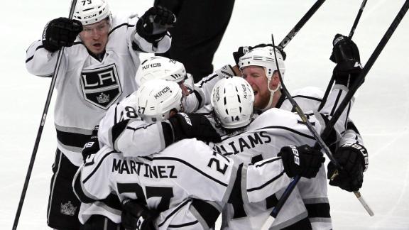 Kings-Blackhawks A Great Series