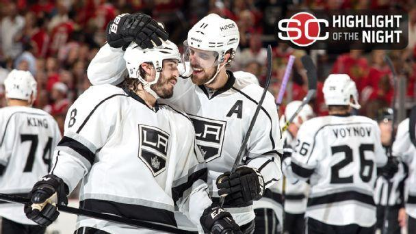 Kings Reach Stanley Cup Final