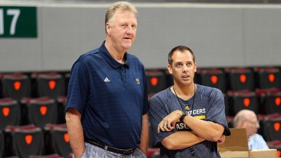 Bird: Vogel's Job Never In Jeopardy